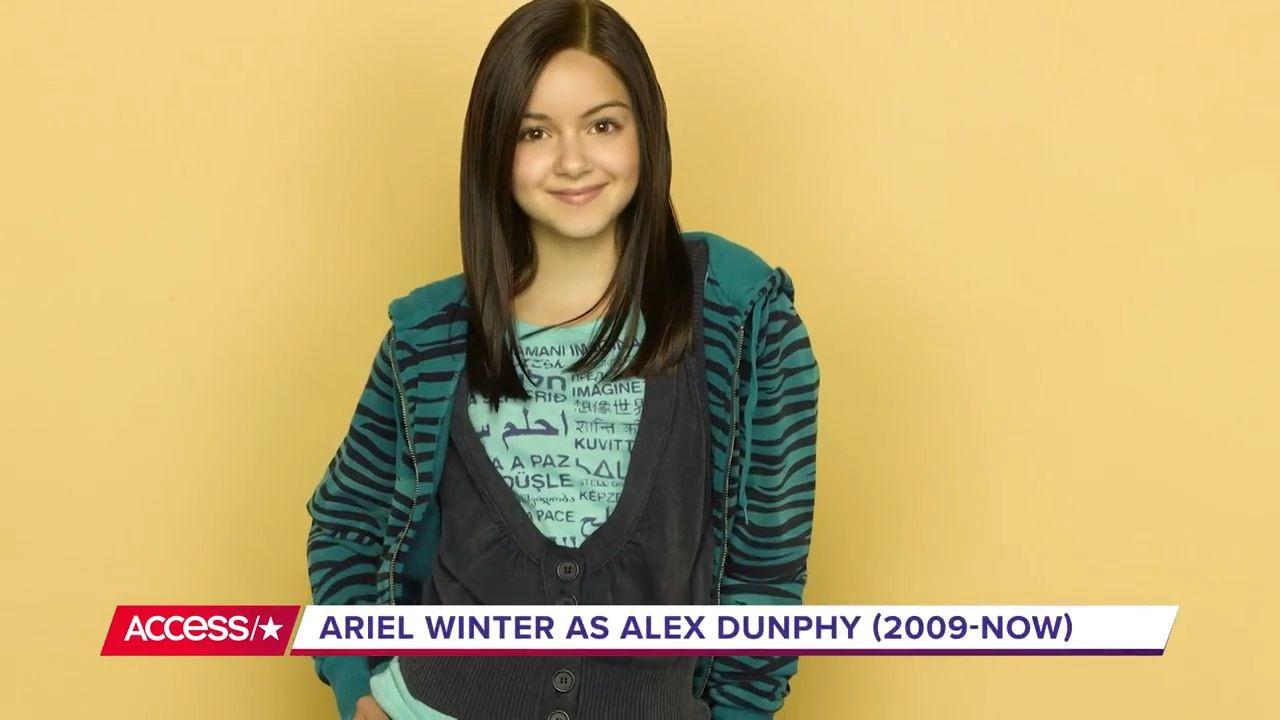 ariel winter 2009