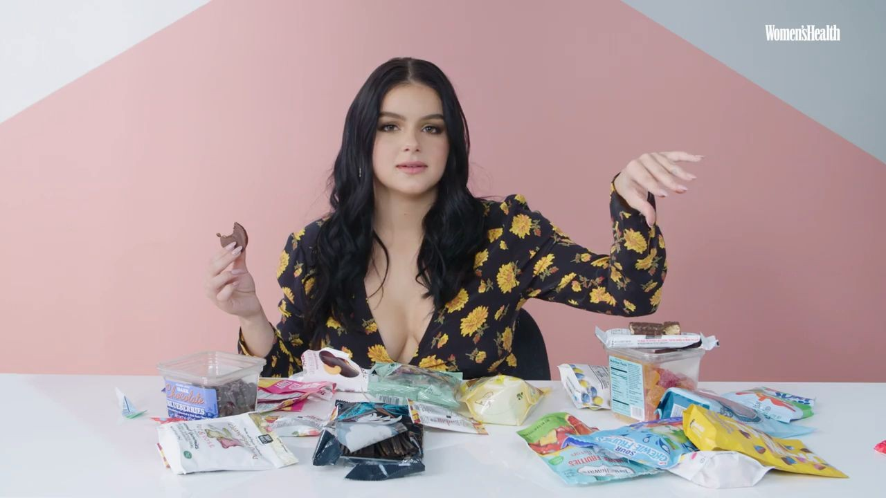 Modern Family's Ariel Winter Gets Sugar High on Better-For-You Candy | Food Fight | Women's Health